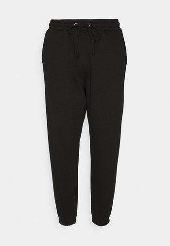 90S JOGGERS - Pantalon de survêtement - black