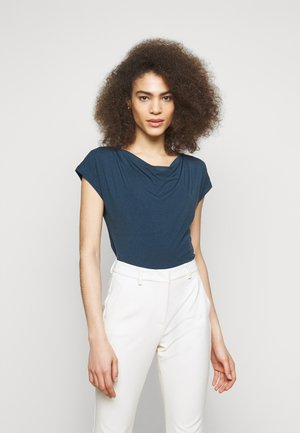 MULTID - Basic T-shirt - blue
