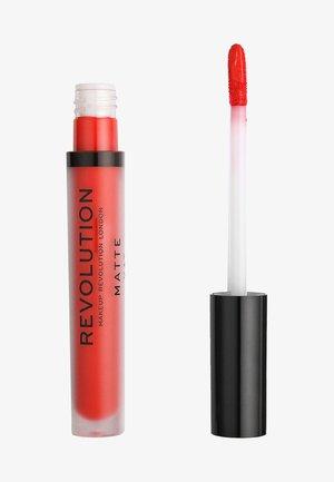 MATTE LIP - Rouge à lèvres liquide - destiny