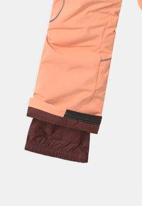 O'Neill - CHARM REGULAR - Zimní kalhoty - salmon - 2