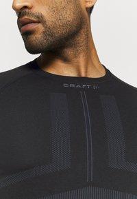 Craft - ACTIVE INTENSITY - Undershirt - black asphalt - 4