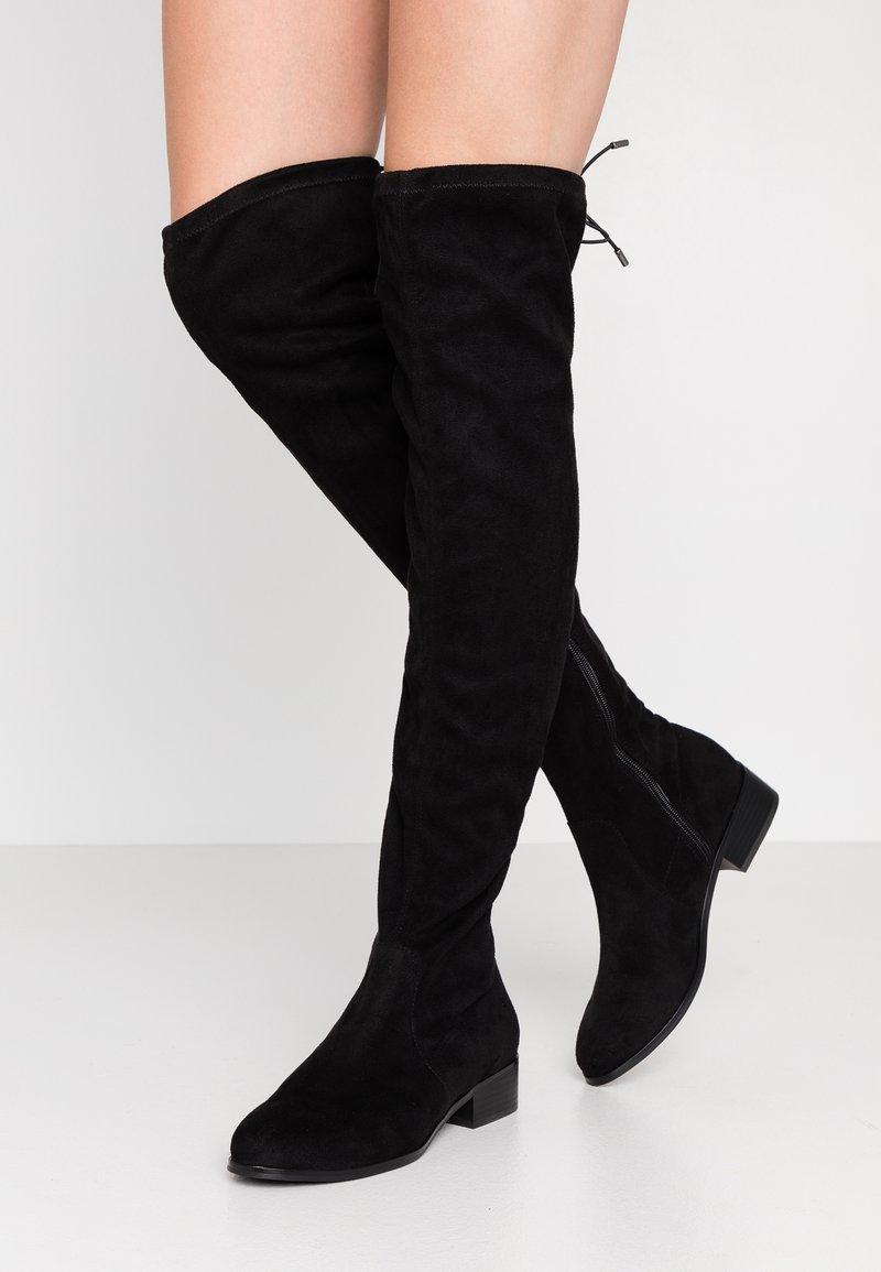 Bullboxer - Høye støvler - black
