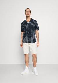 Pier One - Shirt - dark blue - 1