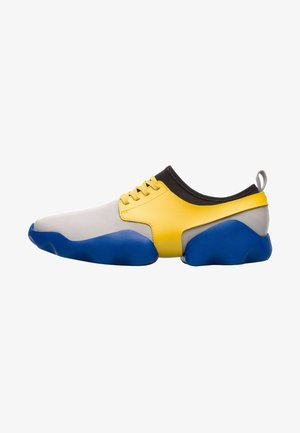 DUB - Trainers - yellow /royal blue