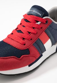 Tommy Hilfiger - Sneakers - red/blue - 5