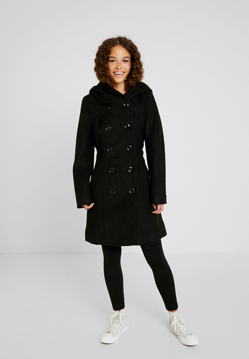Anna Field Petite - Short coat - black
