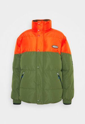 DULCE REVERSIBLE PUFFY JACKET - Winter jacket - orange