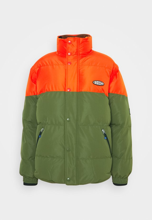 DULCE REVERSIBLE PUFFY JACKET - Talvitakki - orange