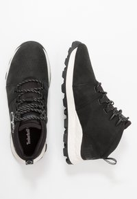 Timberland - BROOKLYN CITY MID - Sneaker high - black - 1