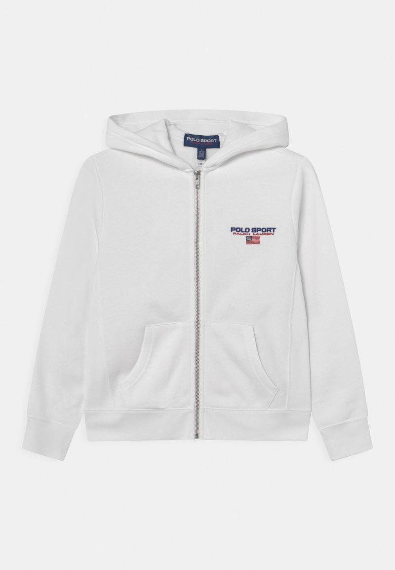 Polo Ralph Lauren - Zip-up sweatshirt - white