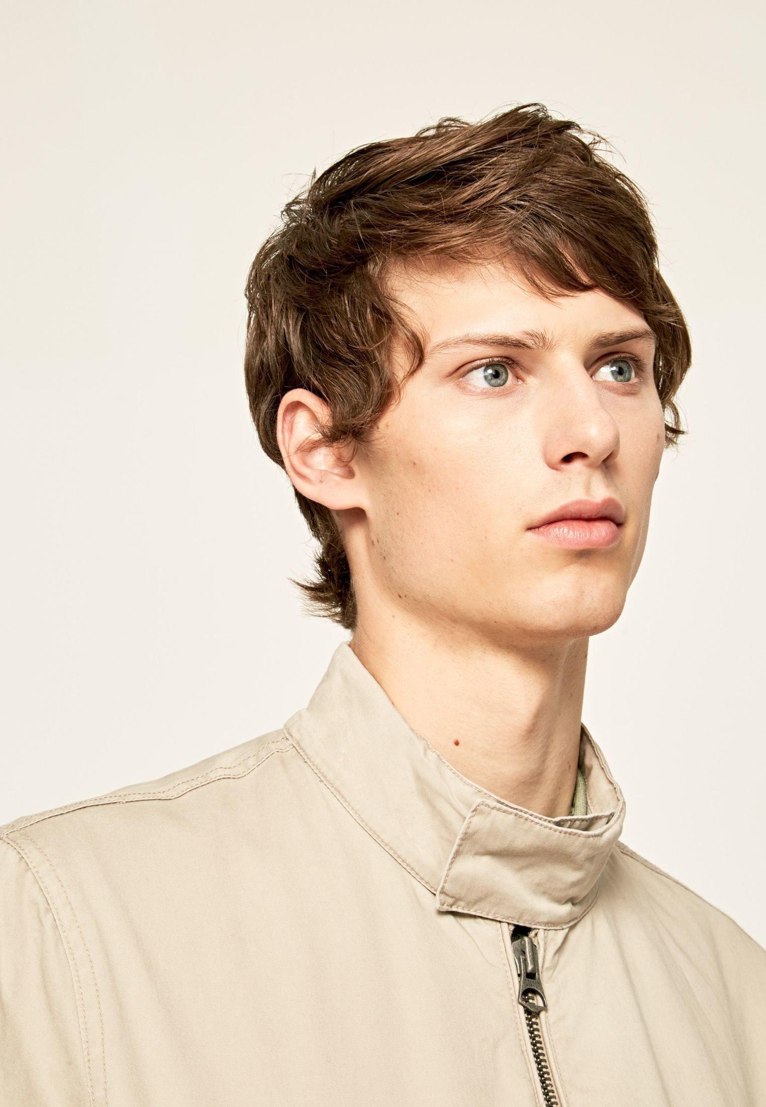New Wholesale Pepe Jeans LEADON - Bomber Jacket - grain beige | men's clothing 2020 DImOW