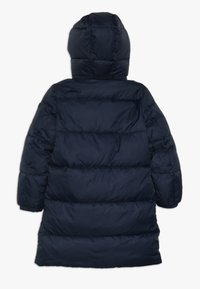 Tommy Hilfiger - RECYCLED EXTRA LONG PUFFER - Winter coat - blue - 1