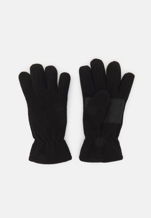 GLOVE PALM GRIP RECYCLED UNISEX - Gloves - black
