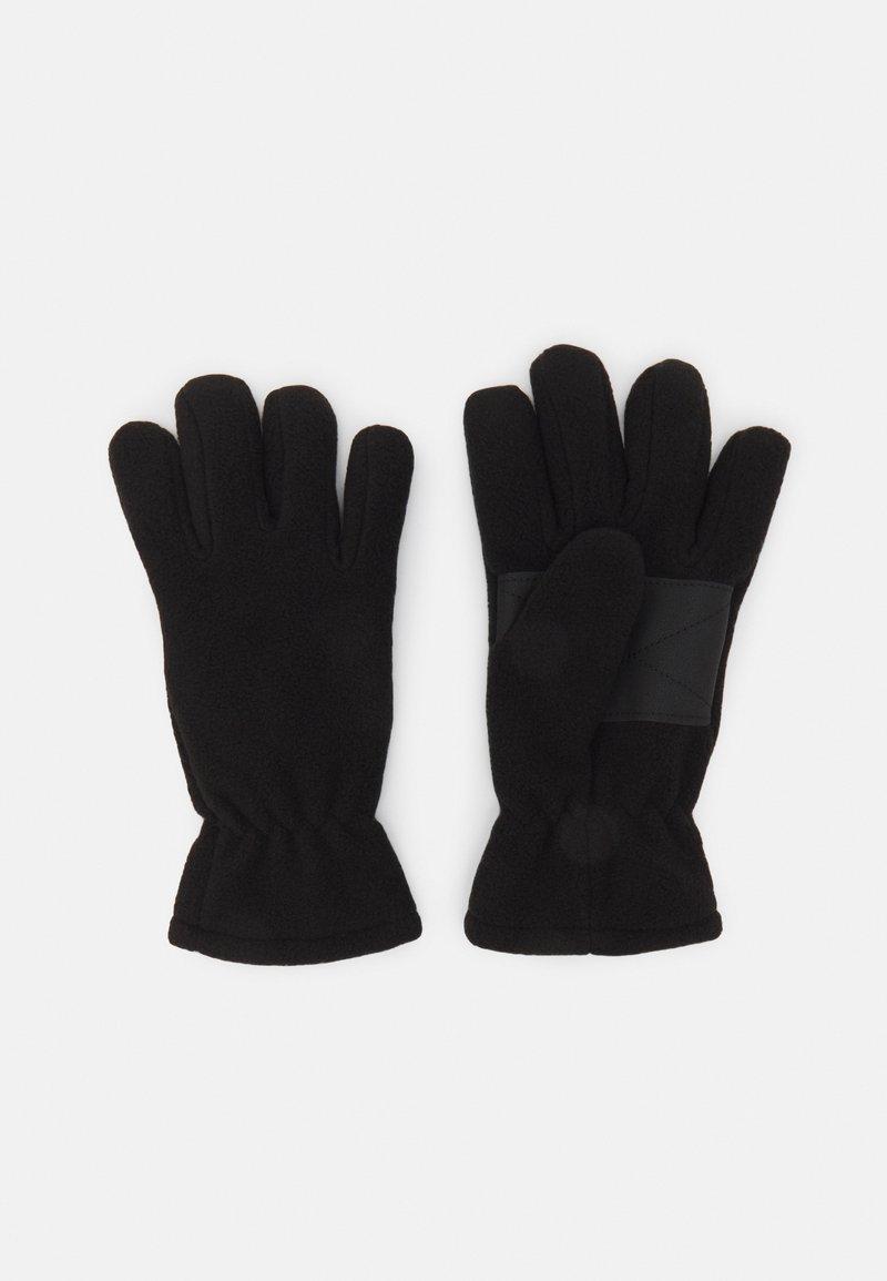 Lindex - GLOVE PALM GRIP RECYCLED UNISEX - Gloves - black