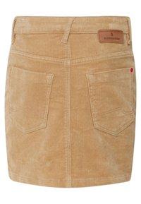 WE Fashion - Mini skirt - brown - 1