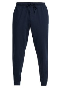 Schiesser - BASIC - Pyjamahousut/-shortsit - dark blue - 3