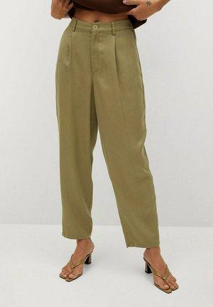 NATURE - Trousers - kaki