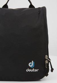 Deuter - WASH CENTER II - Wash bag - black - 2