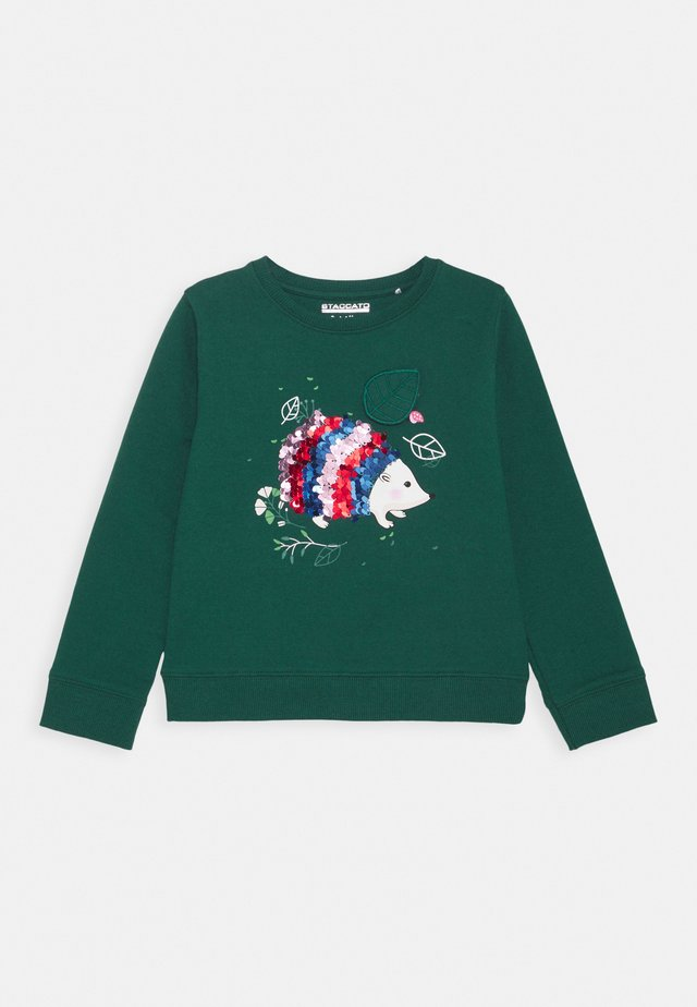 KID - Sweatshirt - dark green