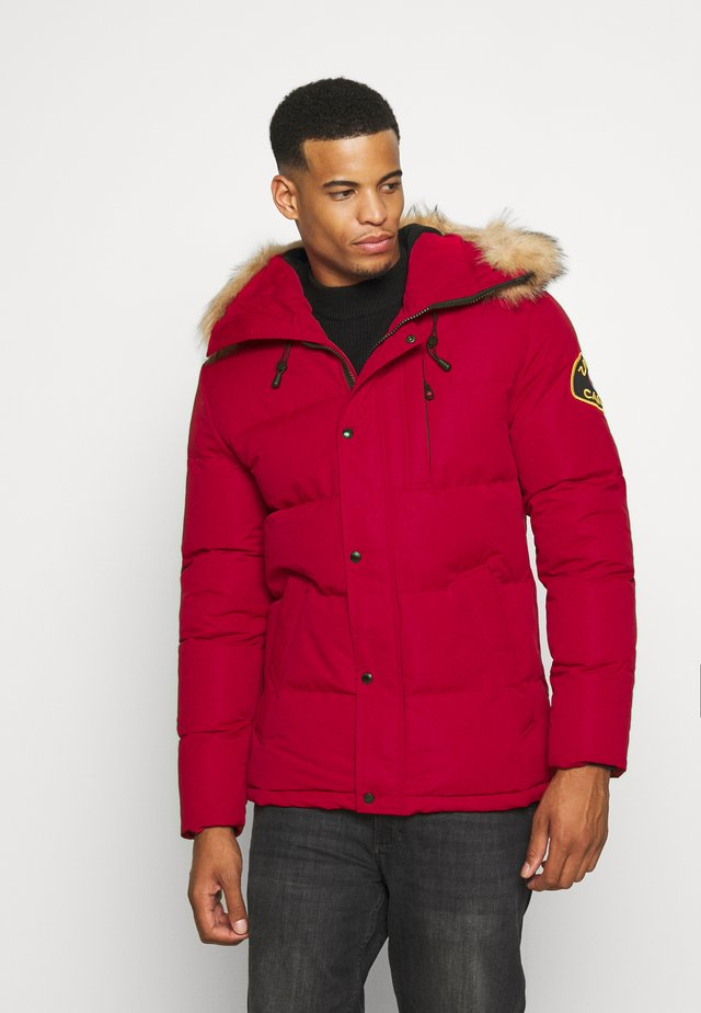 OSHAWA PADDED - Winterjacke - red