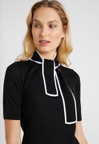 Escada - SIBILLE - Camiseta estampada - black - 4