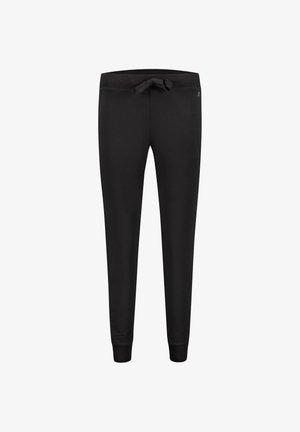 DEHA DAMEN - Tracksuit bottoms - black
