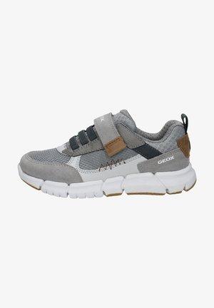 Trainers - grey/cognac