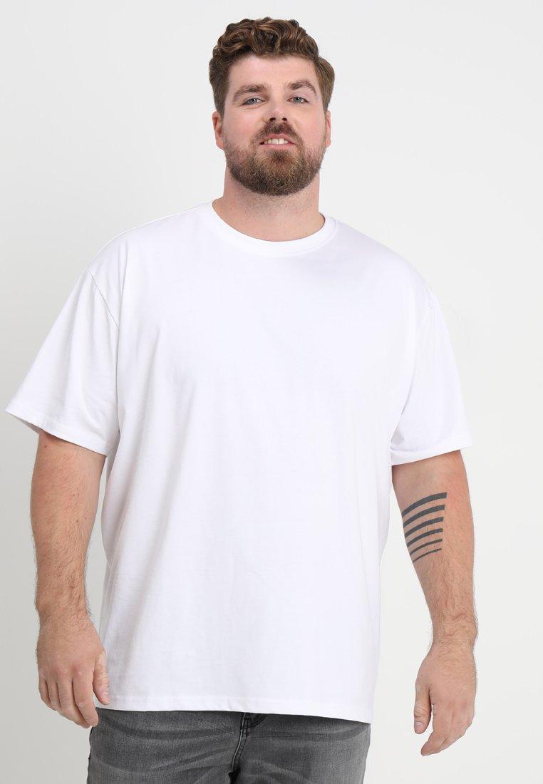 Homme HEAVY OVERSIZED TEE  - T-shirt basique