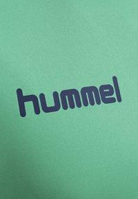 Hummel - DUO SET - Sports shorts - atlantis/marine - 6