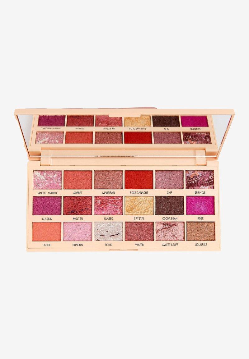 I Heart Revolution - I HEART REVOLUTION MARBLE ROSE GOLD CHOCOLATE PALETTE - Eyeshadow palette - multi