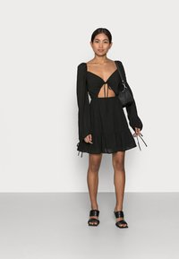 Missguided Petite - Day dress - black - 1