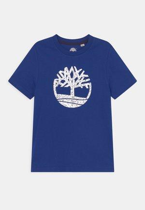 SHORT SLEEVES TEE - T-shirt print - electric blue