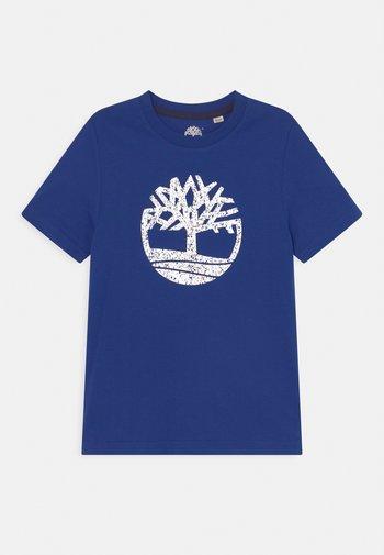 SHORT SLEEVES TEE - Print T-shirt - electric blue