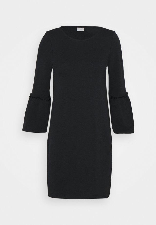 JDYPROVE BELLSLEEVE DRESS - Day dress - black