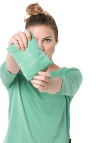 Jack Wolfskin - Long sleeved top - pacific green - 2