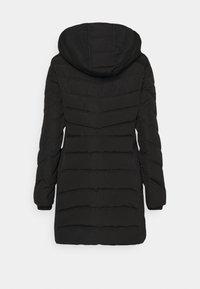 TOM TAILOR - SIGNATURE PUFFER COAT - Winter coat - deep black - 2