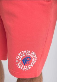 Petrol Industries - Shorts - red - 3