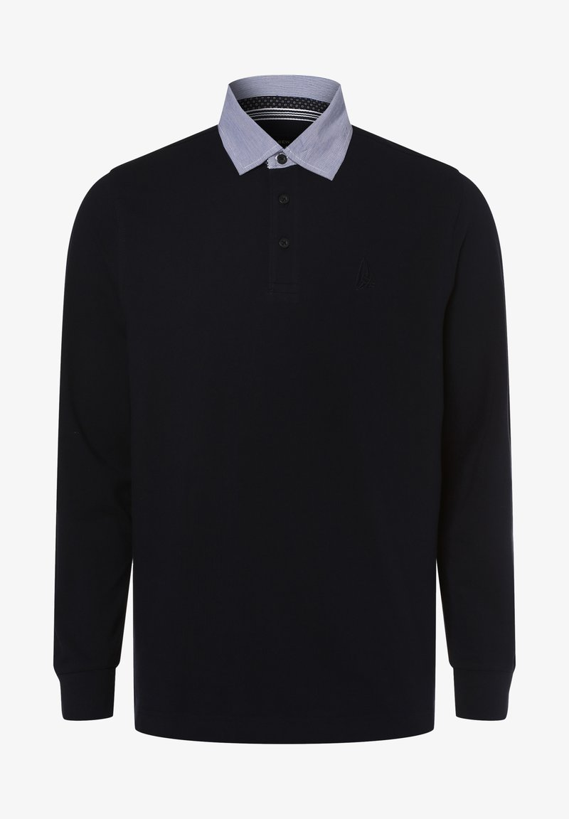 Andrew James - Polo shirt - marine