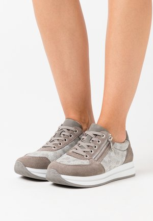 Sneakers laag - dust silver/cement