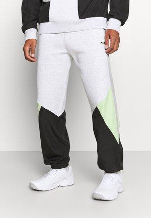 PANTALONE - Pantalon de survêtement - light grey melange