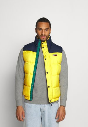 CORP VEST - Liivi - valley yellow
