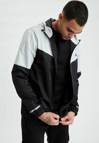 DeFacto Fit - Training jacket - grey - 0