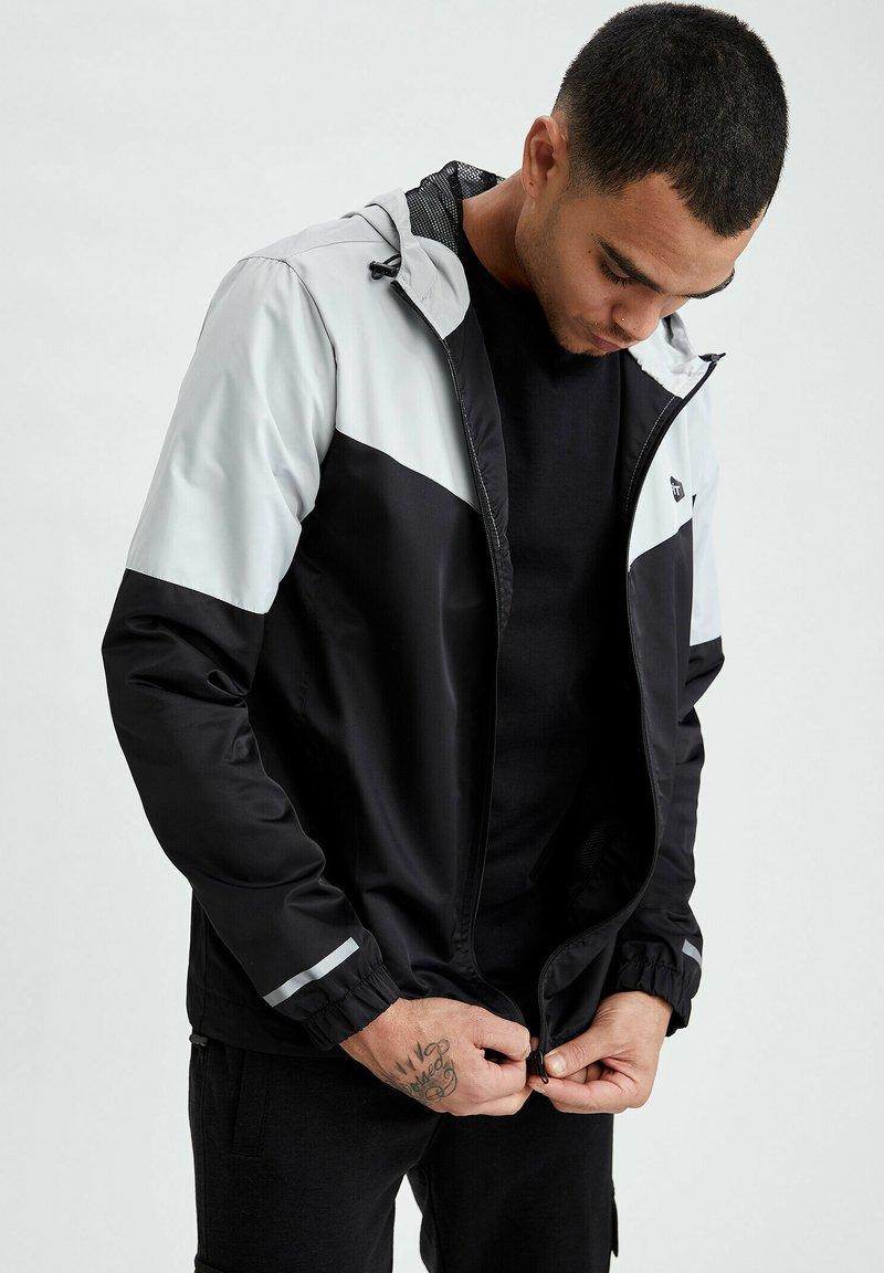DeFacto Fit - Training jacket - grey