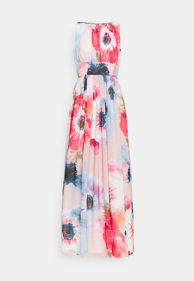 ABENDKLEID - Maxikjole - powder pink/multi