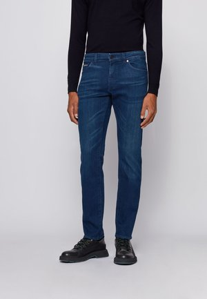 MAINE - Straight leg jeans - blue