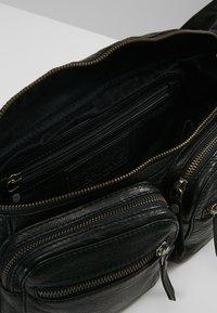 DEPECHE - BUMBAG - Bum bag - black - 4