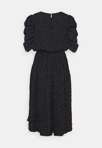 Selected Femme - SLFSALLY DRESS - Day dress - black - 1