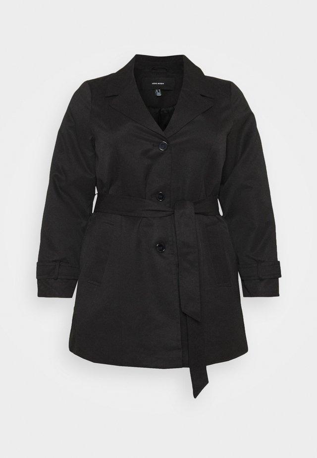 VMMADISONDONNA - Trenchcoat - black