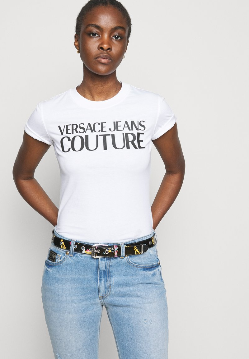 Versace Jeans Couture - PIN BUCKLE - Belt - multi-coloured