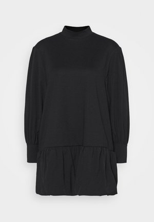VMBELLE SHORT DRESS - Day dress - black